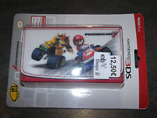 3DS.WALLET ETUI PROTECTION MARIO KART 7 MAD CATZ NEUF COMPATIBLE DS/DSI/3DS