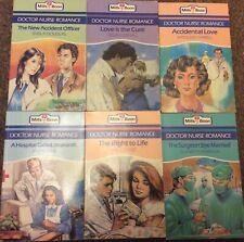 Vintage Mills And Boon Medical Romance Books X 6 Doctor/Nurse