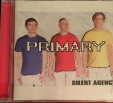 Primary - Silent Agency - Australian Techno Rock CD