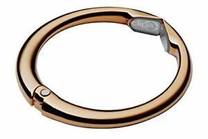 Clipa2 Bag Hanger Polished Copper/Rose Gold