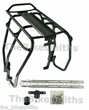 Topeak TA2052B FAT Bike Uni Super Tourist Black MTX Rear Bike Rack fits disc