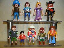 PLAYMOBIL MEDIEVAL FIGURES (job lot for Knights Castle,Peasants,Noble men)