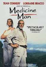 MEDICINE MAN (1992 Sean Connery)  -  DVD - REGION 1 - SEALED