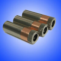 3x 450nm TO18 5.6mm Blue Laser Diode Host/Acrylic lens/RED Copper Base for Diode