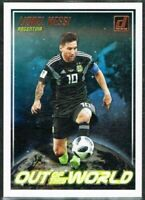 OUT OF THIS WORLD PANINI DONRUSS SOCCER 2018 2019 18 19 OW-6 MESSI ARGENTINA