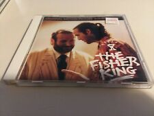 The Fisher King CD Motion Picture Soundtrack 1991 Robin Williams Jeff Bridges