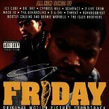 DIVERS (ICE CUBE, DR DRE, CYPRESS HILL) - Friday - CD Album