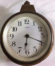 Antique New Haven Clock Co. U.S.A. Banjo Wall Clock 12 day