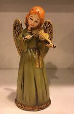 "Beautiful Vintage PARMA Christmas Angel Figurine By AAI 10"""