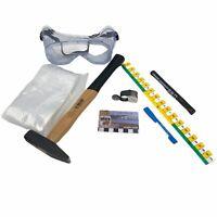 Full Fossil Hunting Starter Kit Geological Tools Geology  ✔UK Seller ✔Quality
