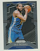2019-20 Panini Prizm #279 ERIC PASCHALL RC Rookie Warriors QTY AVAILABLE