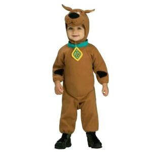 NWT TAGS Scooby Doo Toddler 2T Costume 2 Piece Set Romper And Hat FREE SHIPPING