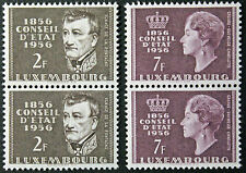LUXEMBOURG timbres/Stamps Yvert et Tellier n°518 et 519 x2 n** (cyn8)