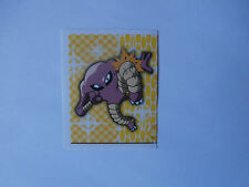 Autocollant Stickers POKEMON Collection MERLIN N°176 KICKLEE !!!