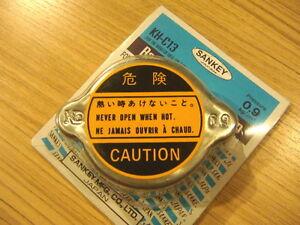 DATSUN 1000 1200 1600 B110 B210 510 620 240Z 260Z 280Z  RADIATOR CAP NEW JAPAN