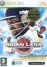 Brian Lara International Cricket 2007 Microsoft Xbox 360