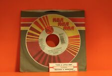 """Alabama - Take a Little Trip / Pictures & Memories    - 7"""" SINGLE 45"""