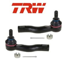 For Set Pair of 2 Front Outer Steering Tie Rod Ends TRW for Scion tC Toyota RAV4
