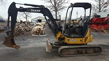 2012 John Deere 35D Mini Excavator