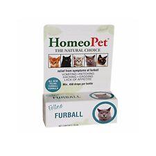 HomeoPet Feline Furball Releif Drops for Cats 15mL