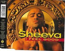 SHEEVA - I feel good CDM 4TR Eurodance 1993 Germany