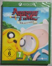 XBOX ONE Adventure Time Finn und Jake auf Spurensuche Deutsche Version Neu OVP