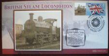 Cubierta Benham 2005 1439 LNWR silla tanque loco historia de vapor británico