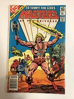 Masters Of The Universe (1982)(DC) #1 (VF/NM) Canadian Price Variant CPV