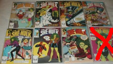 Sensational She-Hulk U-PICK ONE #2,3,4,5,6,7,8,9 or 10 PRICED PER COMIC
