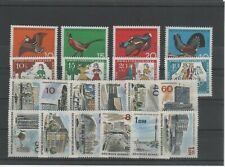 Germany Berlin Vintage Yearset 1965 Mint MNH Complete More Sh Shop
