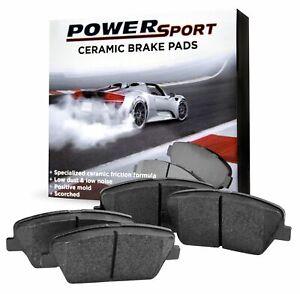 For Porsche,Volkswagen Cayenne,Touareg,Panamera,Macan Front  Ceramic Brake Pads
