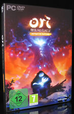 PC Ori and The BLIND Forest-Définitive Edition-DVD-ROM JUMP 'N RUN * NOUVEAU *