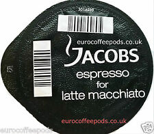 100 x Tassimo Jacobs Espresso Coffee T-discs (SOLD LOOSE) Expresso Pods