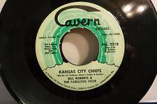 Bill Roberts & Fabulous Four, Kansas City Chiefs, Cavern 2218, 1970, Super Bowl