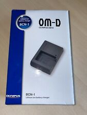 Genuine New Olympus BCN-1 Battery Charger For BLN-1