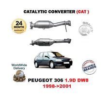 FOR PEUGEOT 306 HATCHBACK 1.9D DW8 ENGINE NEW CATALYTIC COVERTER CAT