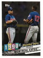 2020 TOPPS SERIES 2 MONTREAL EXPOS DECADES' BEST CHROME (DBC-72)