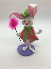 "New Annalee Easter Parade Boy Bunny 6"" NWT Spring 2015"