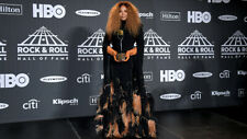 Janet Jackson Inducted Into Rock & Roll Hall Of Fame 03-29-2019 Publicity Photo