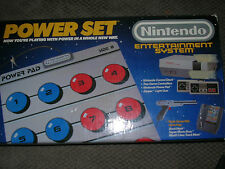 Nintendo NES Power (NTSC)-Excellent Cond.-New 72 Pin-BOX +System