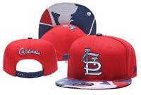St. Louis Cardinals MLB Baseball Embroidered Hat Snapback Adjustable Cap Adult