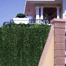 150X300cm Privacy Wall Conifer Hedge Artificial Greenery Fence Screen Garden