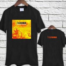 Hanson Middle of Nowhere Pop Rock Band Black Tshirt Tee Shirt
