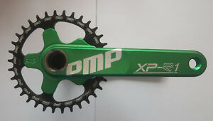 New PMP  XP-R1  Crankset MTB  172.5 mm. Made in Italia !