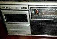 Cassette player belt for GRUNDIG C-5500 tape player - 2 belts 54/09/1.5