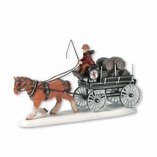 Department 56 Dickens' Village Red Lion Pub Beer Wagon (56.58421)