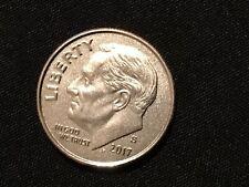 2017 S Enhanced Roosevelt Dime 225th Anniversary Us Coin. Bu/ Gem