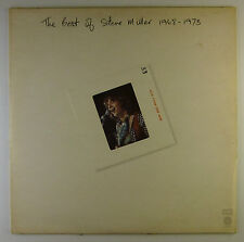 "12"" LP - Steve Miller Band - The Best Of Steve Miller 1968-1973 - K6441c"
