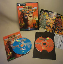 PC DVD Aufbau Strategie Spiel Game Command & Conquer Alarmstufe Rot 2 C&C