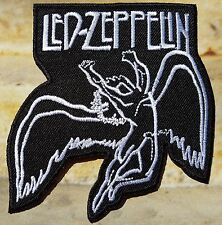Ecusson patch brodé thermocollant Led Zeppelin Groupe Musique Rock